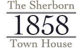 1858 Townhouse, Sherborn MA, for weddings and functions